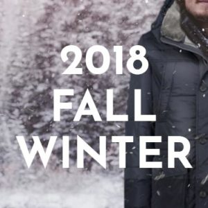2018 Fall Winter